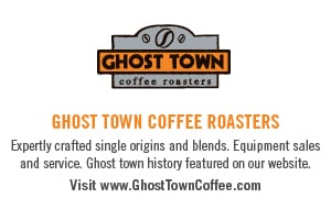Shop at Ghost Town Coffee