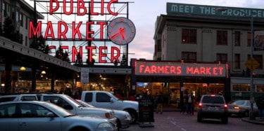 Seattle's Pike Place
