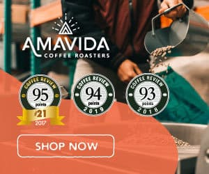 Shop for top-rated coffees at Amavida Coffee Roasters