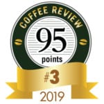 No. 3 Coffee of 2019