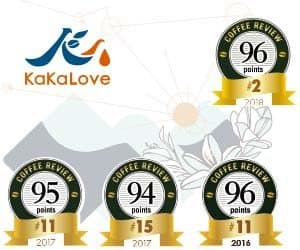 Shop for top-rated coffees at Kakalove in Taiwan